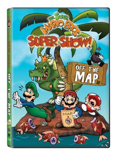 The Super Mario Bros. Super Show! - Off the Map
