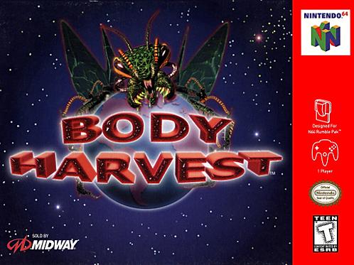 Body Harvest
