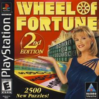 Wheel of Fortune - 2nd Edition