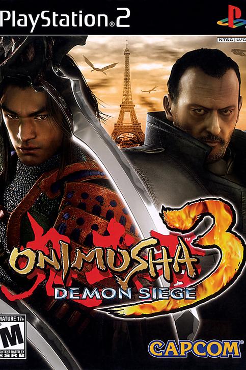 Onimusha 3 - Demon Siege
