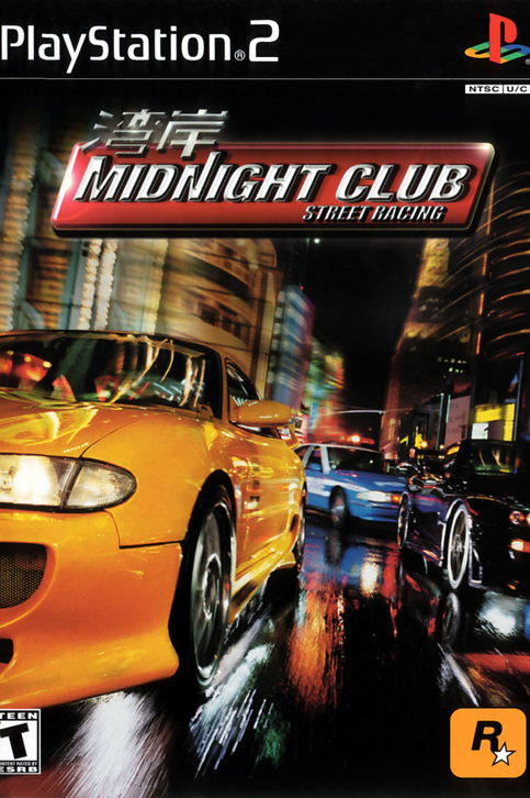 Midnight Club - Street Racing