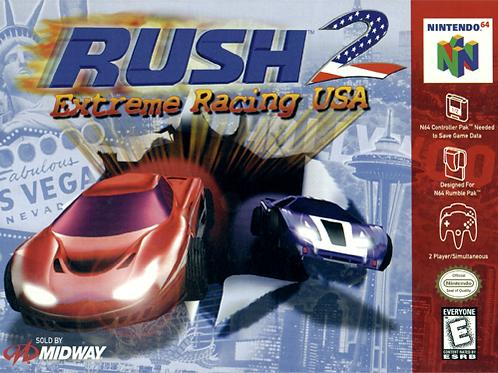Rush 2 - Extreme Racing