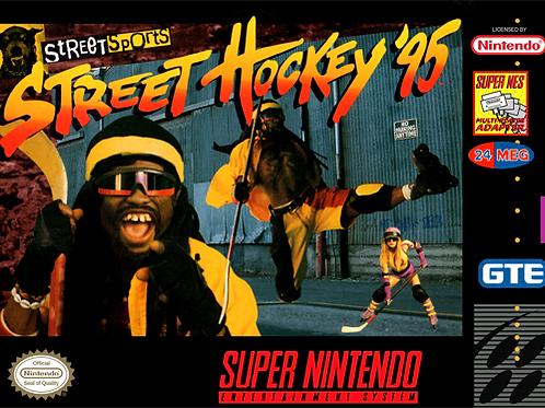 Street Sports - Street Hockey '95