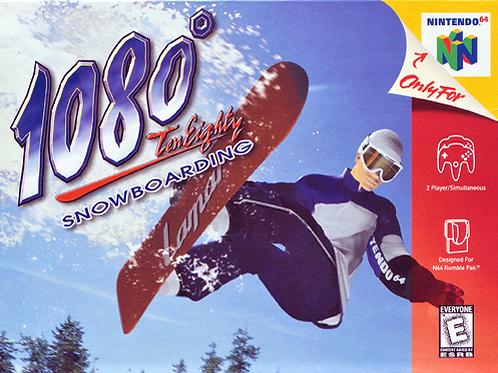 1080 TenEighty Snowboarding