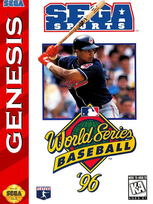 World Series Baseball '96