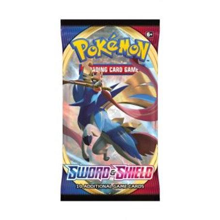 Sword & Shield Pack