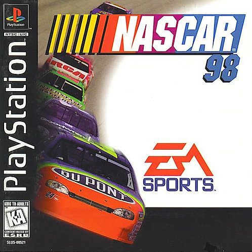 NASCAR 98