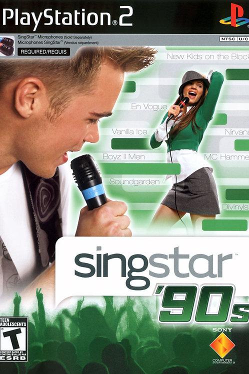 Singstar 90s