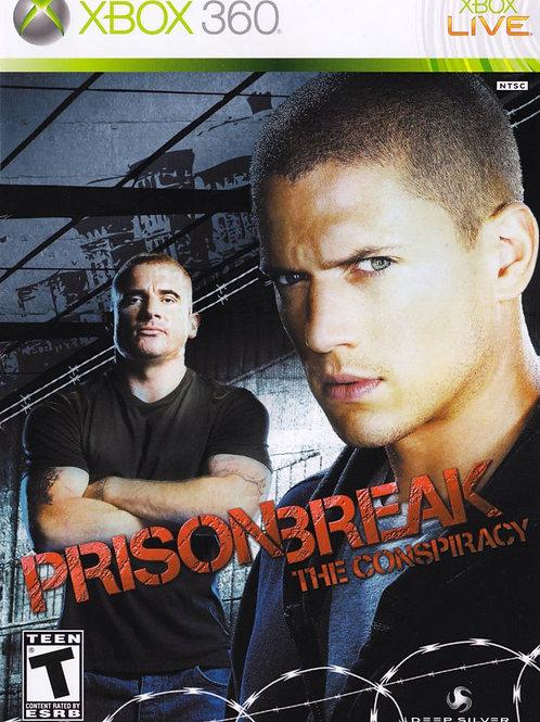 PrisonBreak: The Conspiracy