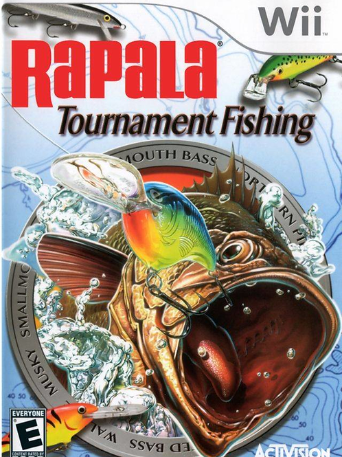 Rapala - Tournament Fishing