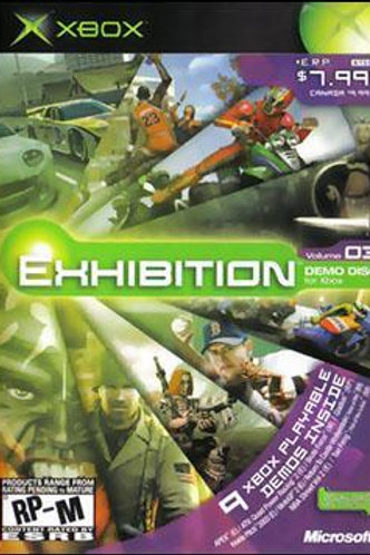 Exhibition Demo Disc - Volume 03