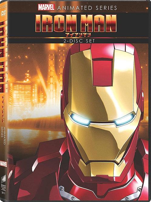 Marvel Animated Series: Iron Man - 2 Disc Set