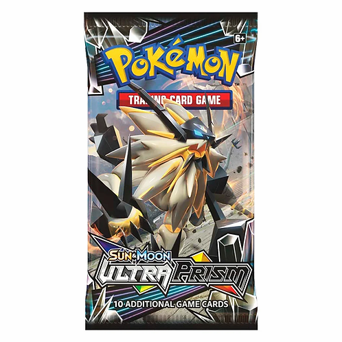 Sun & Moon - Ultra Prism Pack