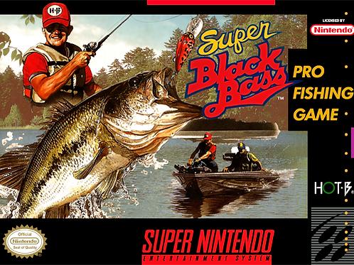Super Black Bass
