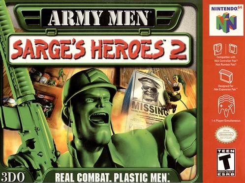 Army Men - Sarge's Heroes 2
