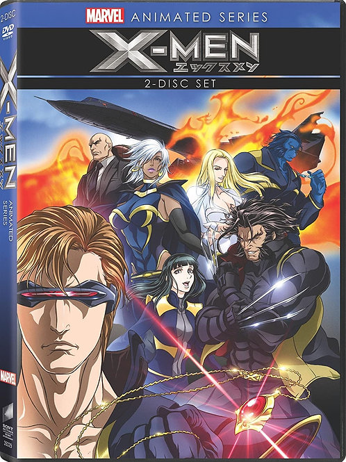 Marvel: X-Men - Animated Series 2-Disc Set