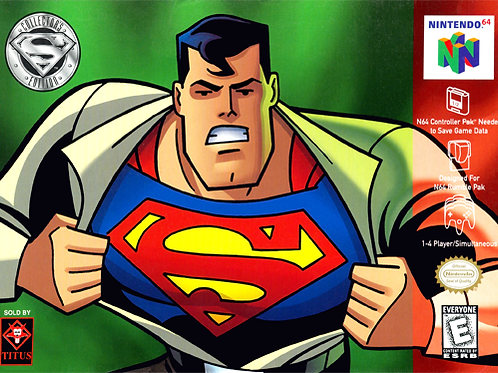 Superman - The New Superman Aventures
