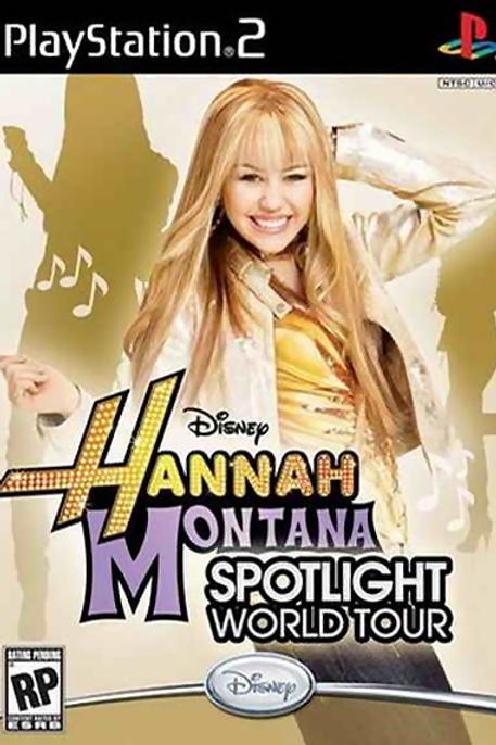 Disney Hannah Montana - Spotlight World Tour