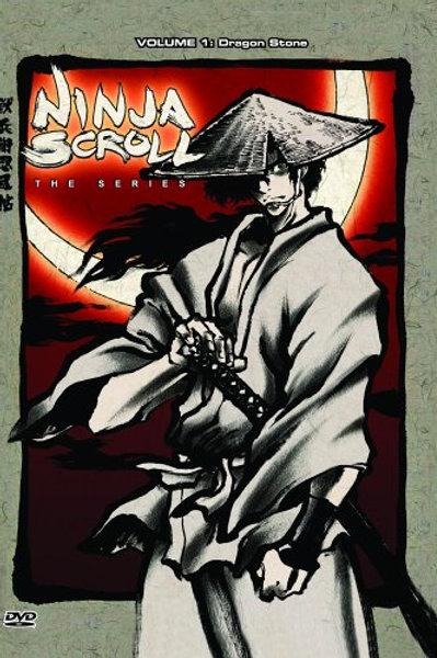 Ninja Scroll - Vol. 1 Dragon Stone