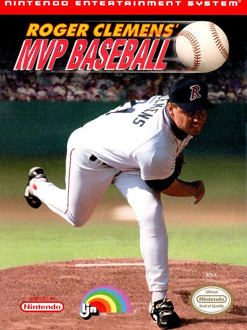 Roger Clemens' MVP Baseball