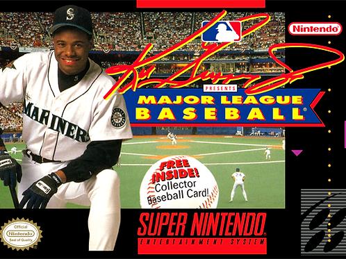 Ken Griffey Jr. Presents Major League Baseball