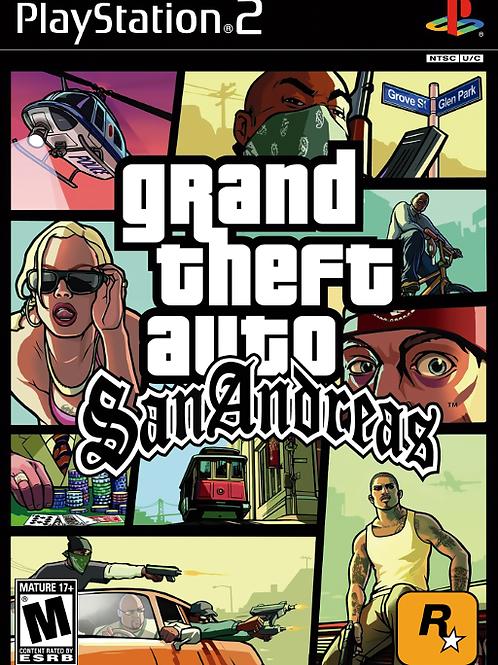 Grand Theft Auto - San Andreas