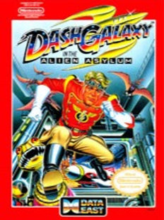 Dash Galaxy in the Alien Asylum