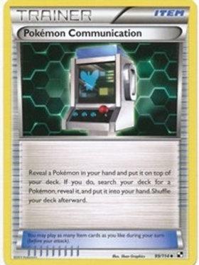 Trainer - Pokemon Communication #99