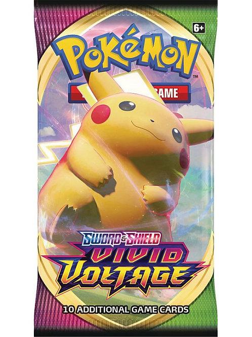 Sword & Shield - Vivid Voltage Pack