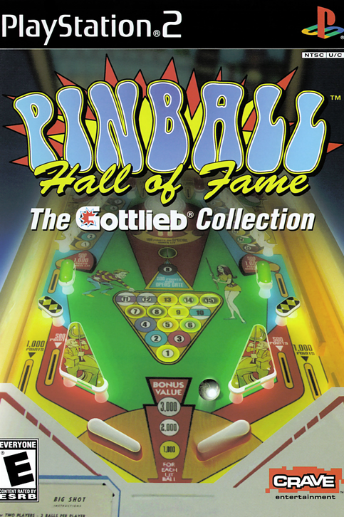 Pinball Hall of Fame - The Gottlieb Collection