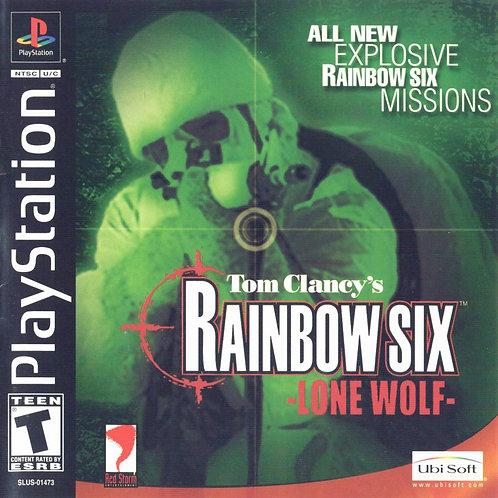 Tom Clancy's Rainbow Six - Lone Wolf