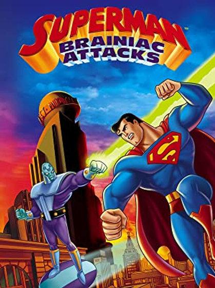 Superman  - Brainiac Attacks