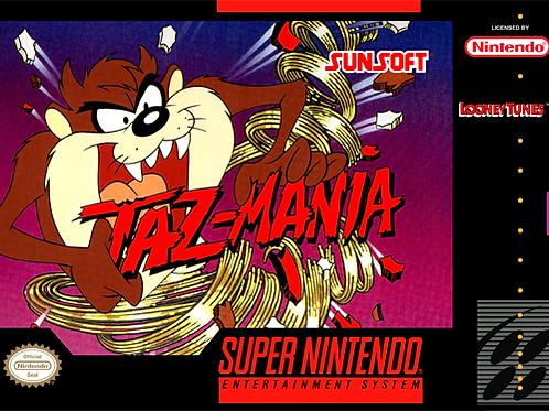 Taz-Mania