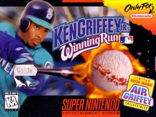 Ken Griffey Jr. - Winning Run