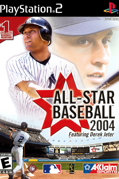 All-Star Baseball 2004 featuring Derek Jeter