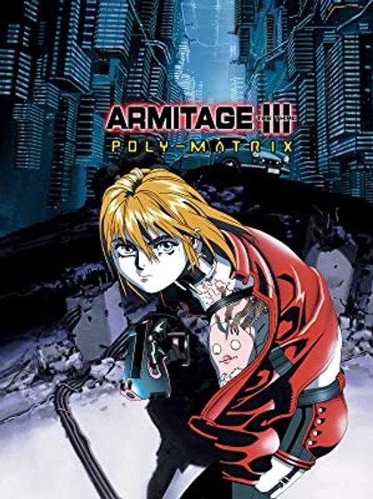 Armitage: The Third - Poly-Matrix