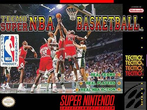 Tecmo Super NBA Basketball