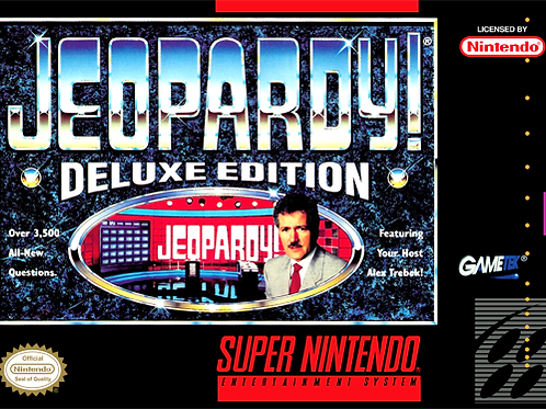 Jeopardy! - Deluxe Edition