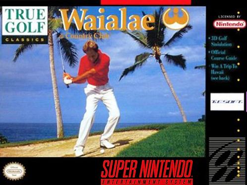 True Golf Classics Waialae Country Club