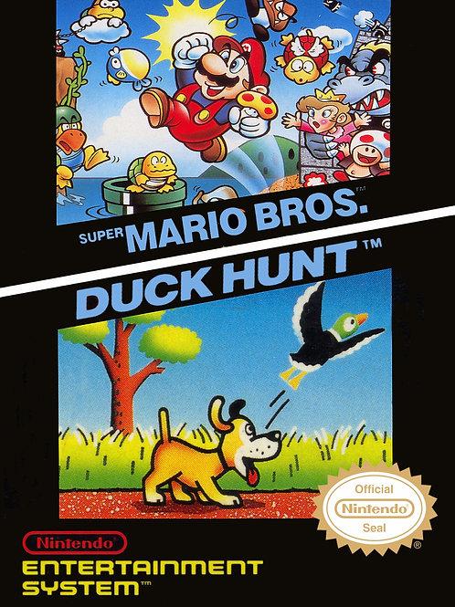 Super Mario Bros/Duck Hunt
