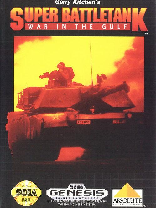 Super Battletank - War in the Gulf