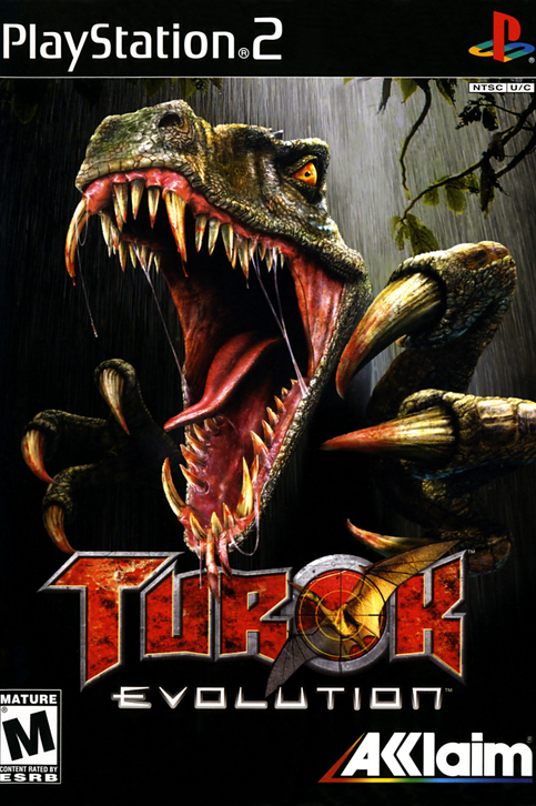 Turok - Evolution