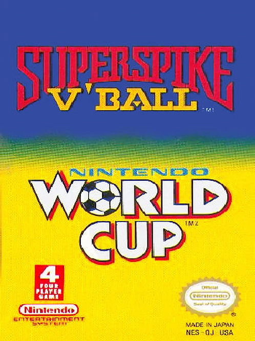 Superspike V'Ball / Nintendo World Cup