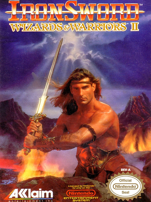 Wizards & Warriors II