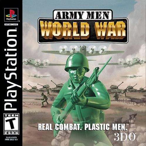 Army Men - World War
