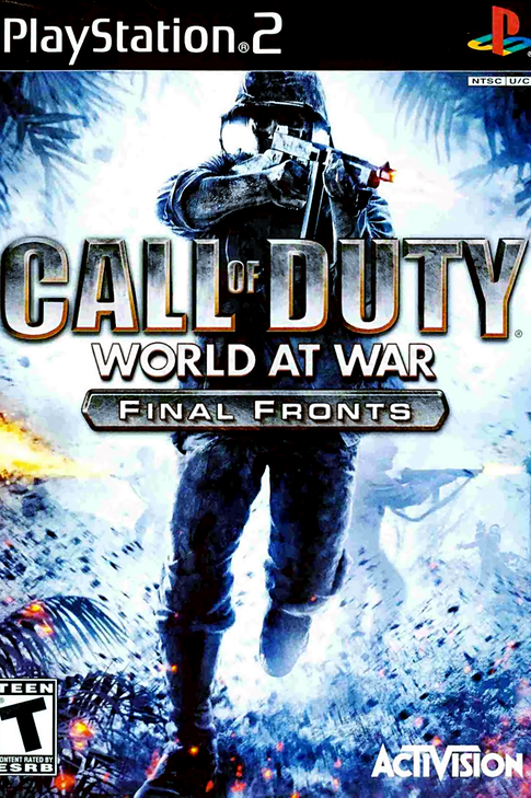 Call of Duty - World at War - Final Fronts