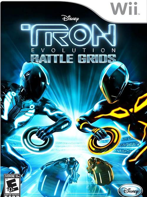 Tron Evolution - Battle Grids