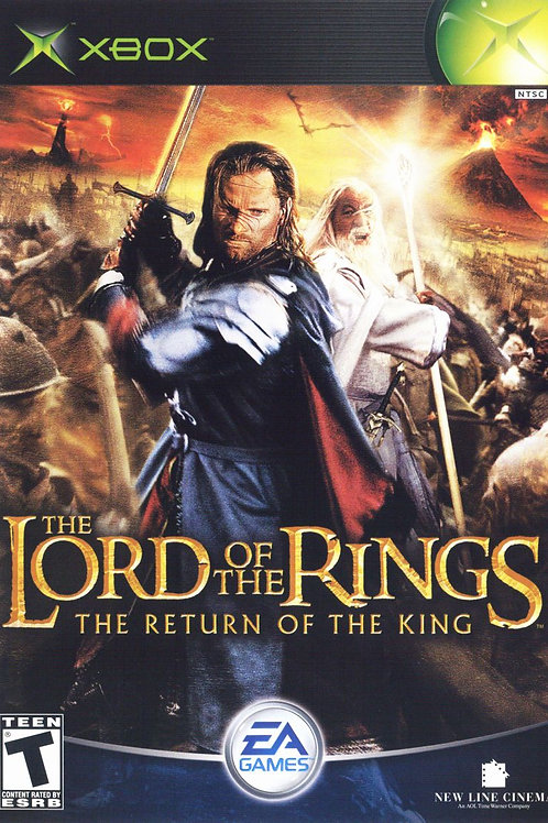 The Lord of the Rings: The Return of the Kings