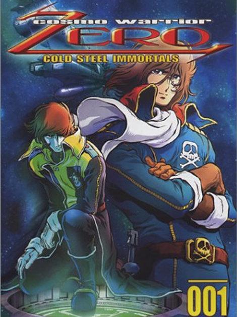 Cosmo Warrior Zero: Cold Steel Immortals - Vol. 1