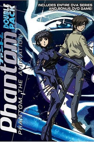 Phantom The Animation - Double Pack